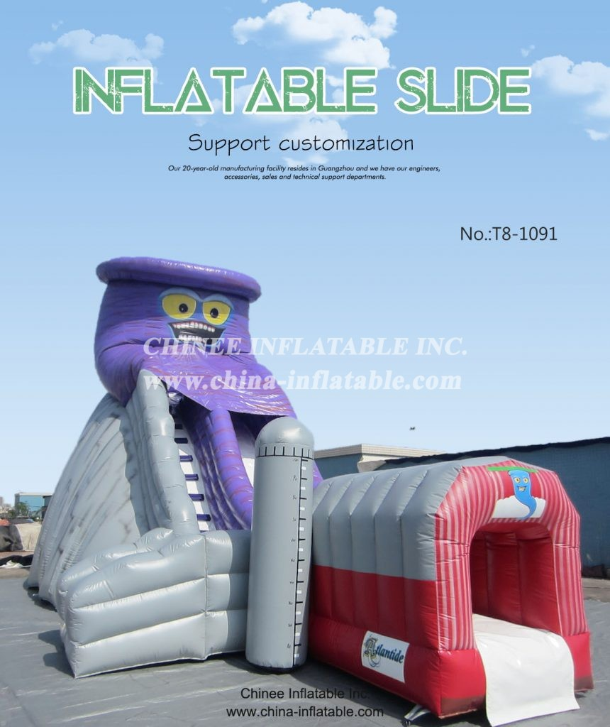 t8-1091 - Chinee Inflatable Inc.