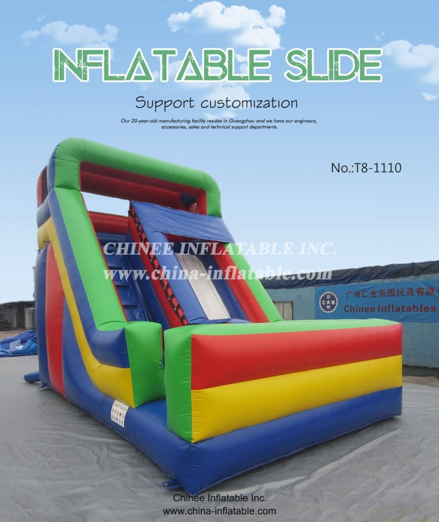 t8-1110 - Chinee Inflatable Inc.