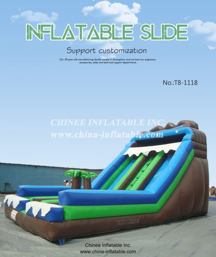 t8-1118 - Chinee Inflatable Inc.