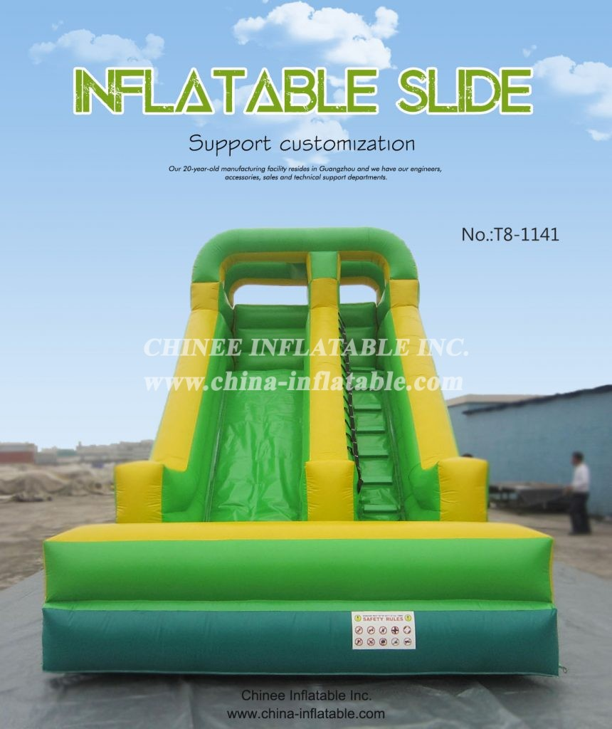 t8-1141 - Chinee Inflatable Inc.