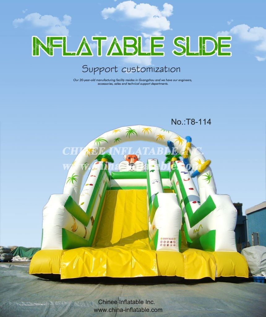 t8-114s - Chinee Inflatable Inc.