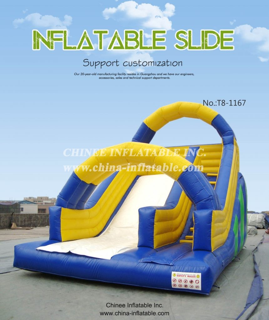 t8-1167 - Chinee Inflatable Inc.