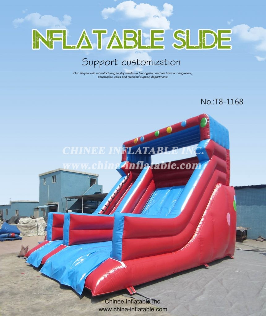 t8-1168 - Chinee Inflatable Inc.