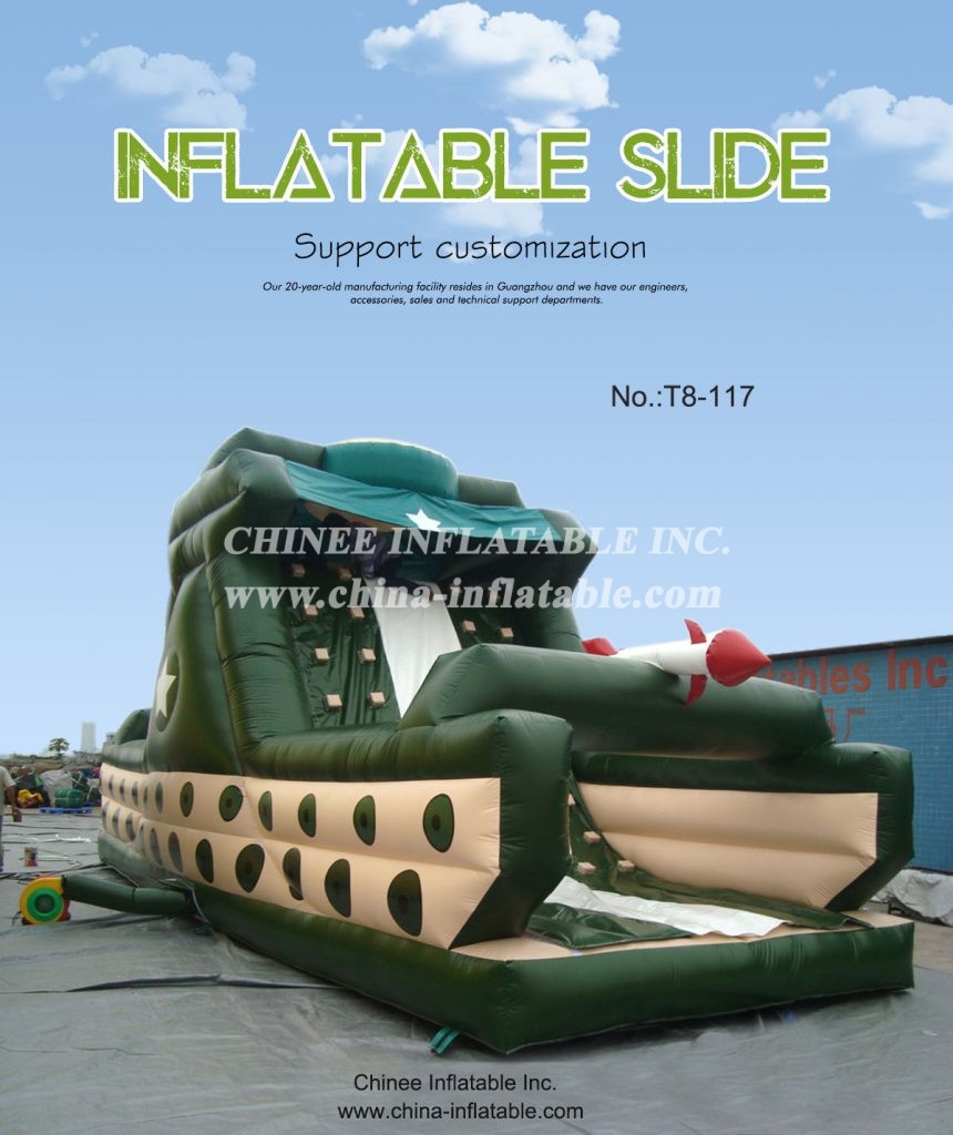 t8-117 - Chinee Inflatable Inc.