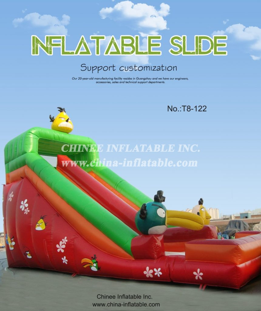 t8-122 - Chinee Inflatable Inc.