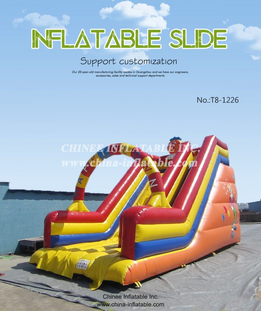 t8- 1226 - Chinee Inflatable Inc.