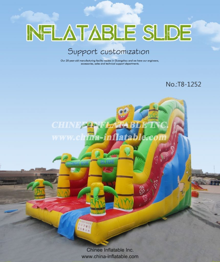 t8-1252 - Chinee Inflatable Inc.