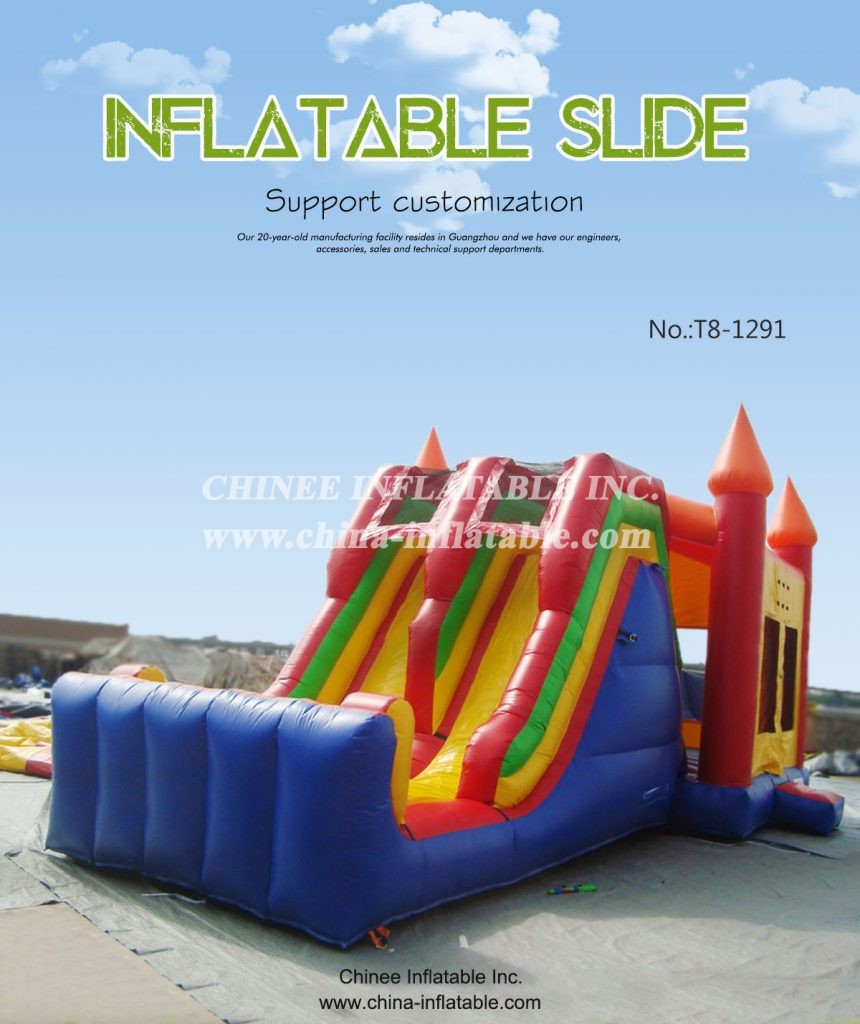 t8-1291 - Chinee Inflatable Inc.