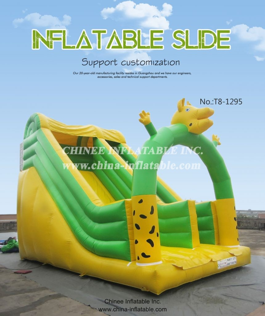 t8- 1295 - Chinee Inflatable Inc.
