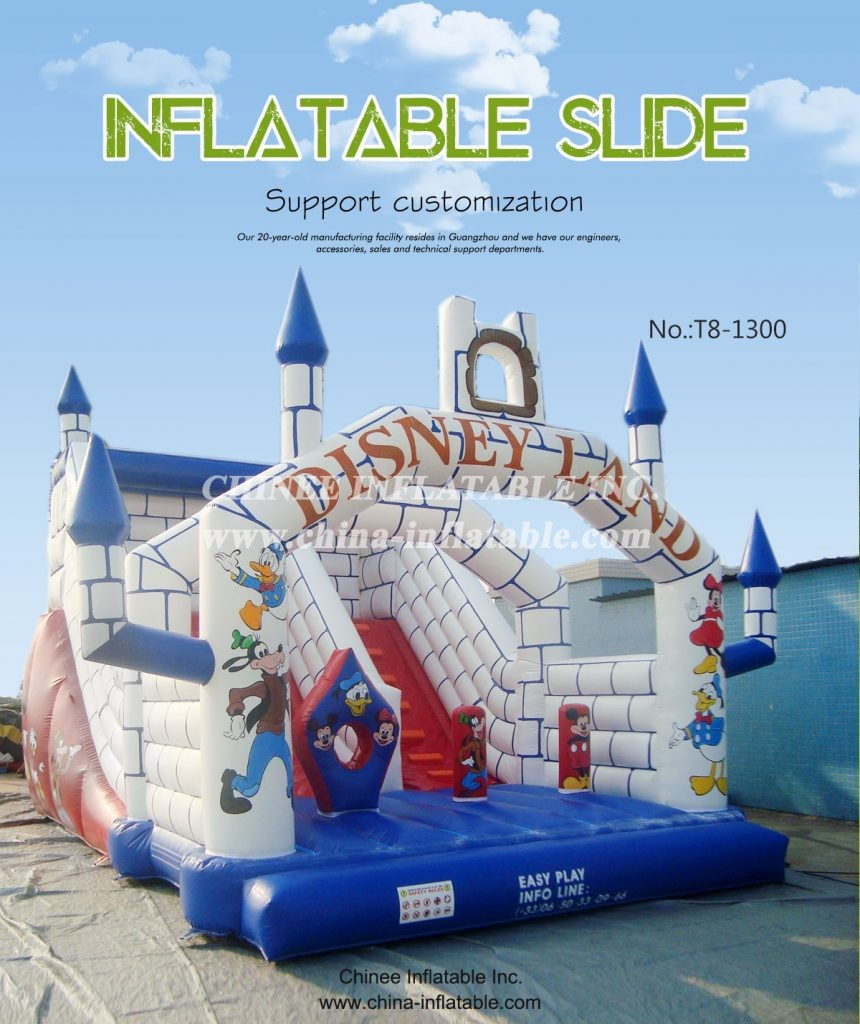t8-1300 - Chinee Inflatable Inc.