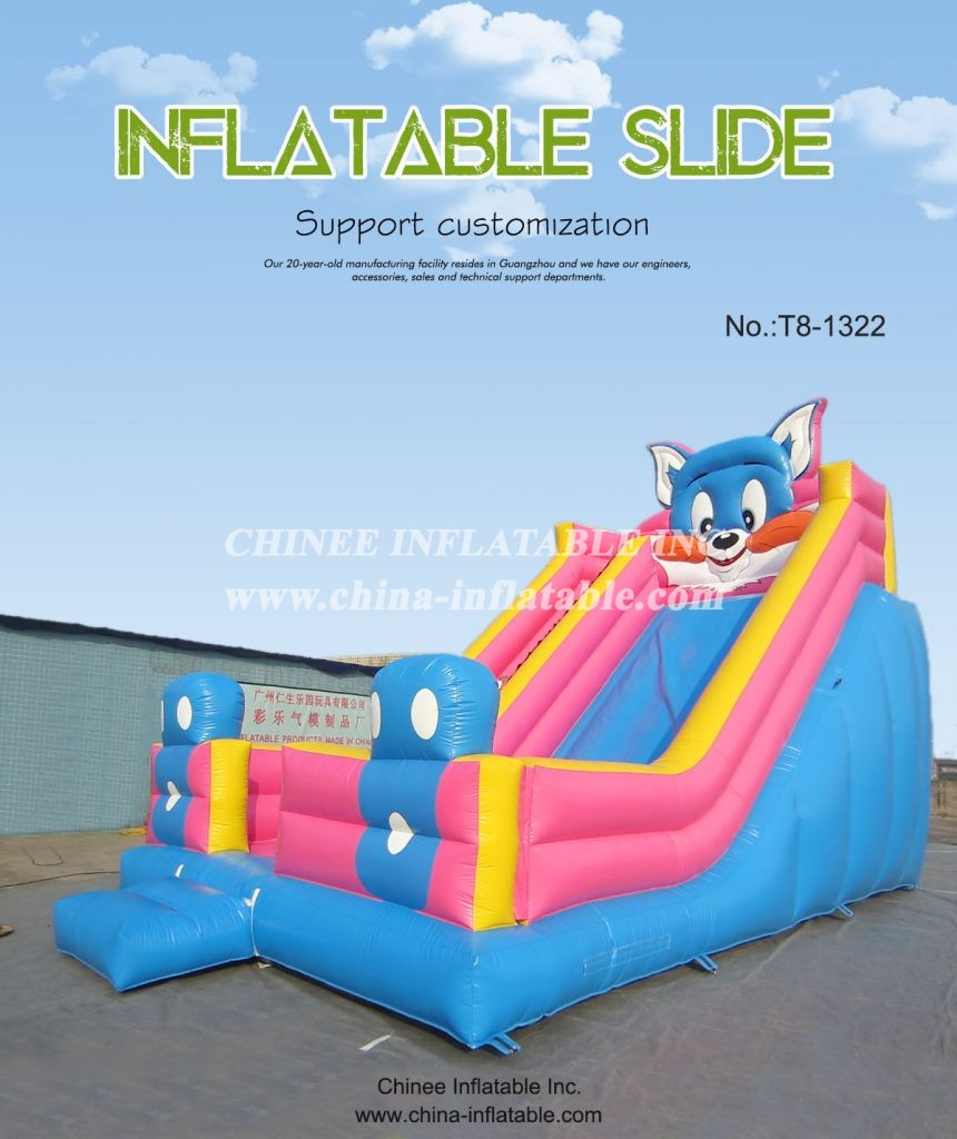t8-1322 - Chinee Inflatable Inc.