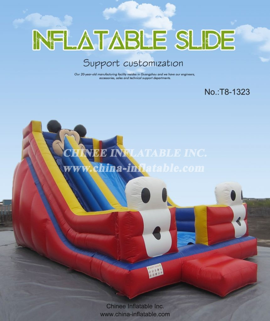 t8-1323 - Chinee Inflatable Inc.