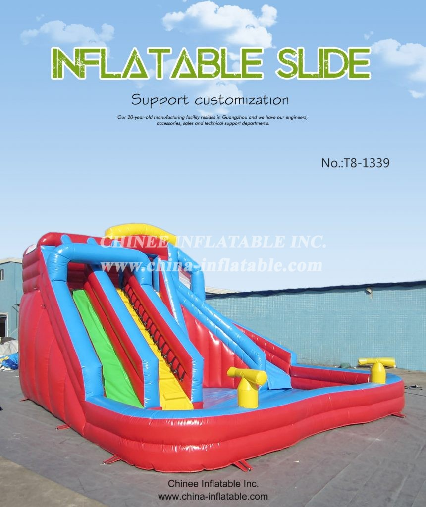 t8-1339 - Chinee Inflatable Inc.