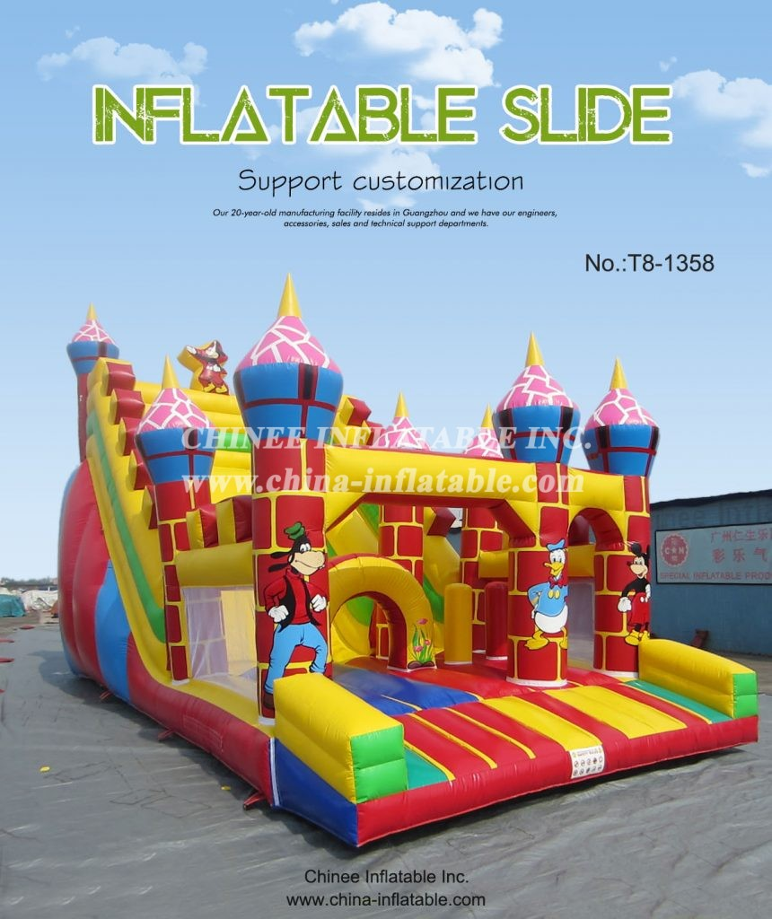 t8-1358 - Chinee Inflatable Inc.