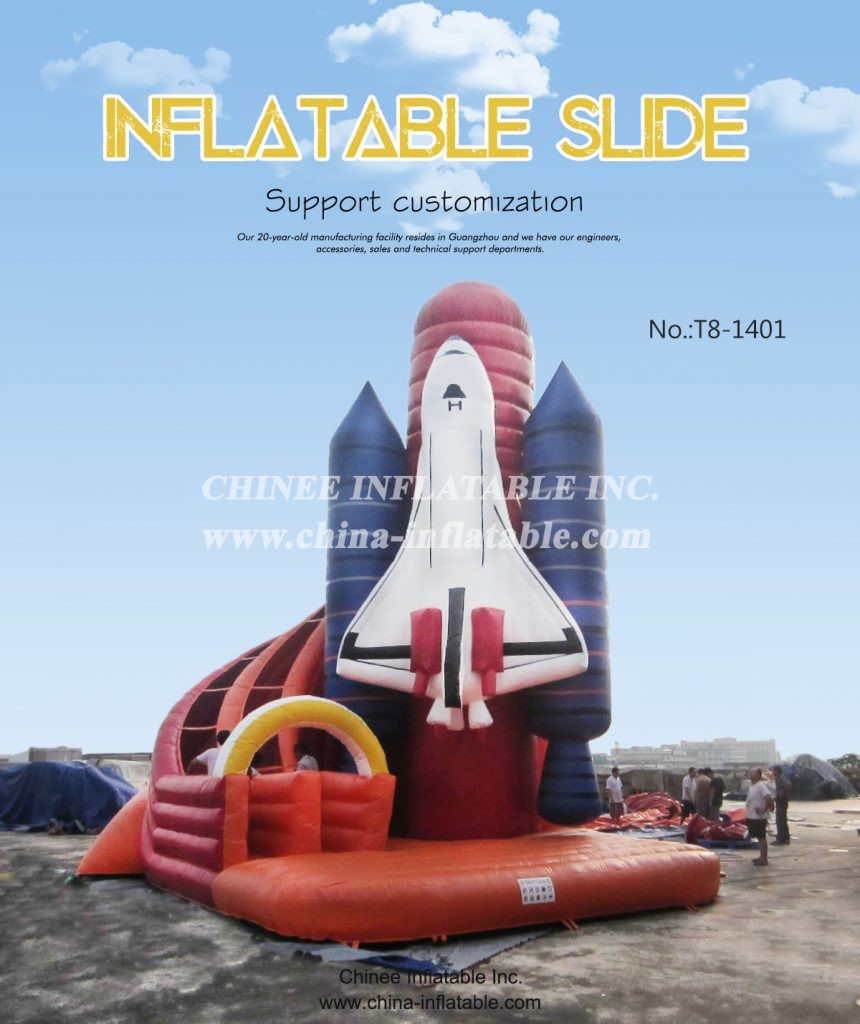 t8-1401 - Chinee Inflatable Inc.