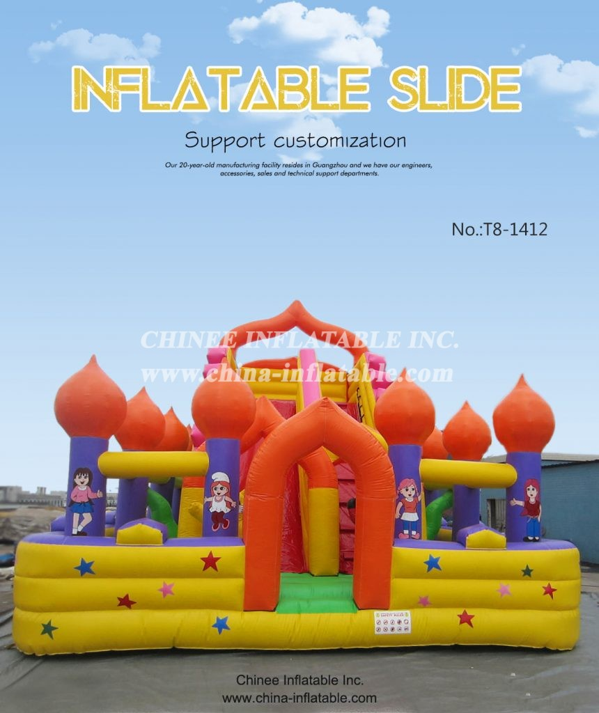 t8-1412 - Chinee Inflatable Inc.
