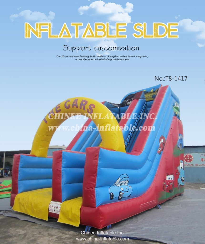t8-1417 - Chinee Inflatable Inc.