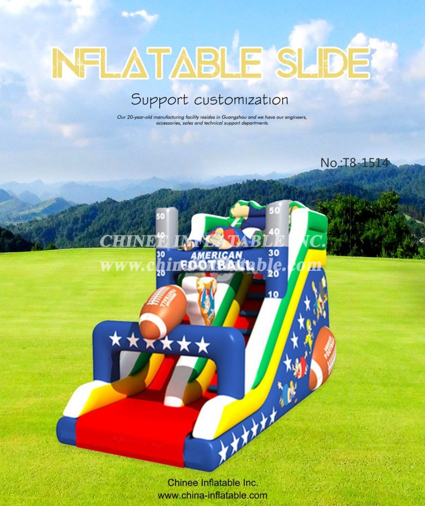 t8-1514 - Chinee Inflatable Inc.