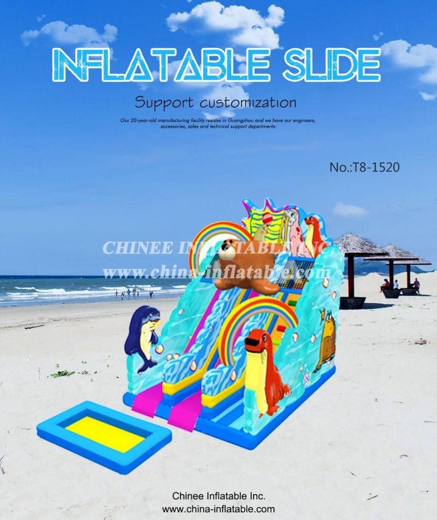 t8-1520 - Chinee Inflatable Inc.