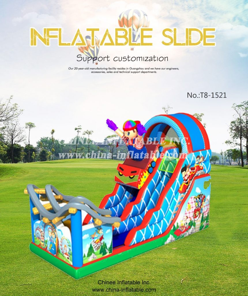 t8-1521 - Chinee Inflatable Inc.