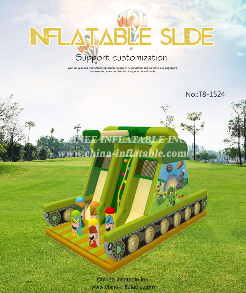 t8-1524 - Chinee Inflatable Inc.
