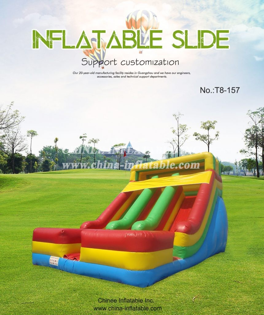 t8- 157 - Chinee Inflatable Inc.