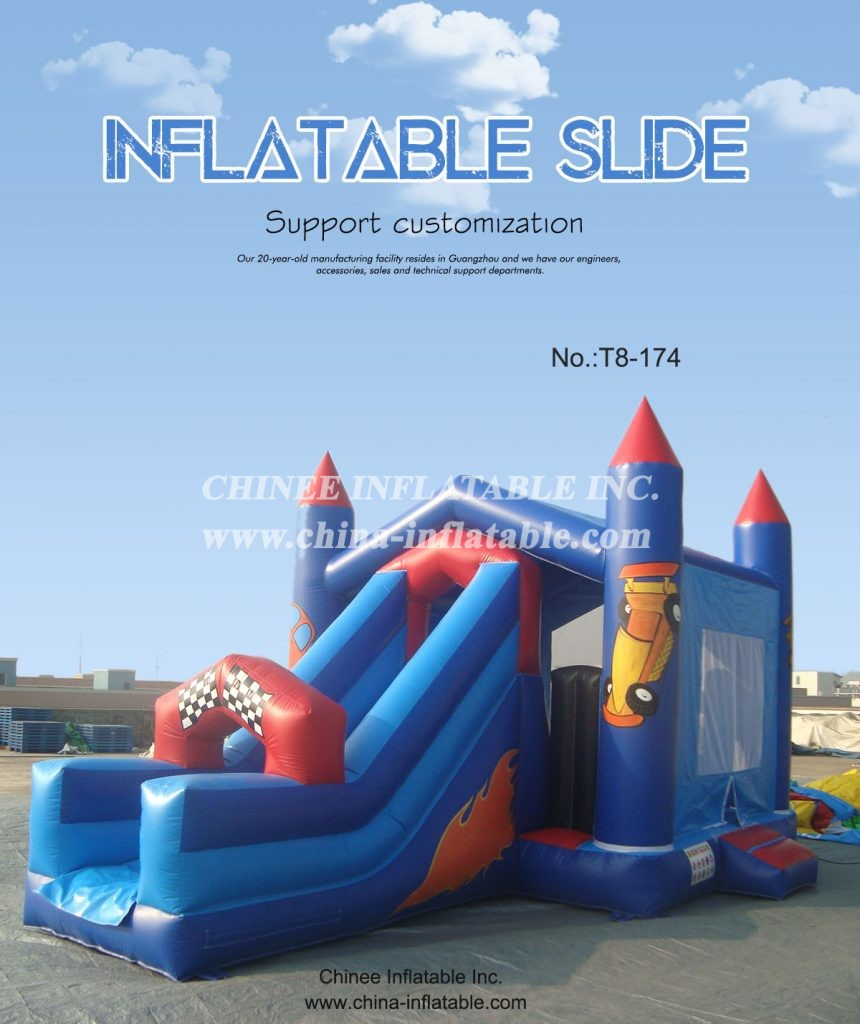 t8- 174 - Chinee Inflatable Inc.