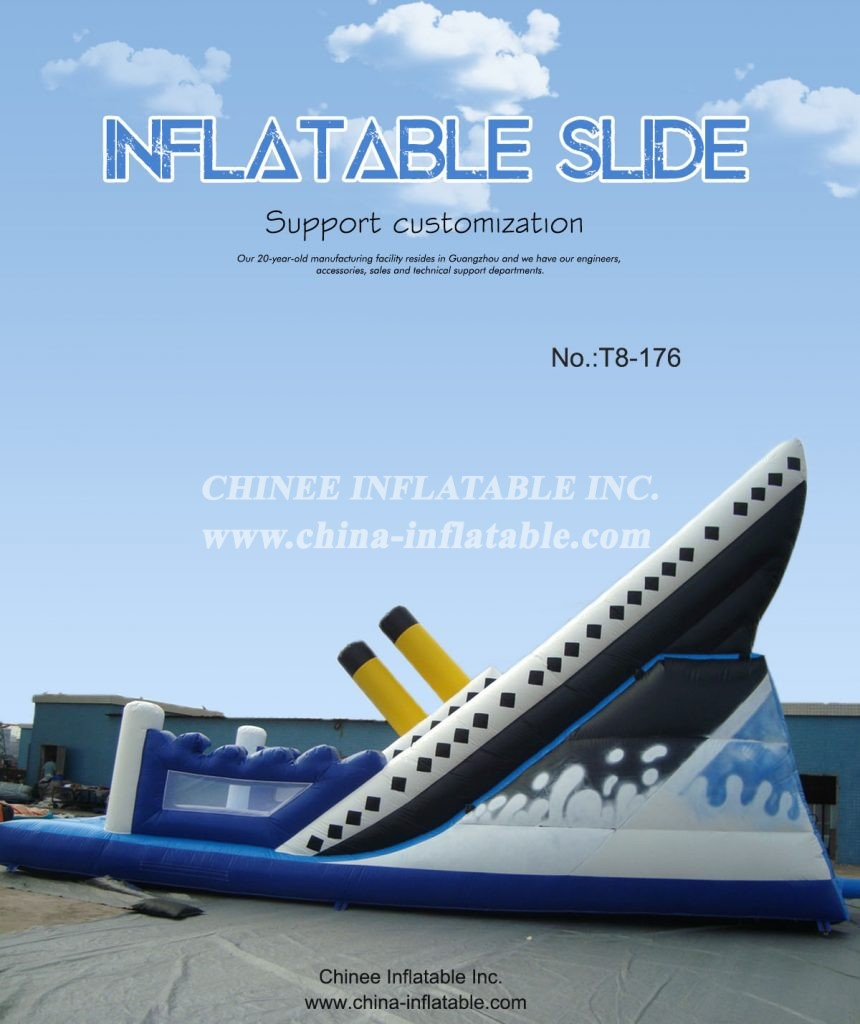 t8-176 - Chinee Inflatable Inc.