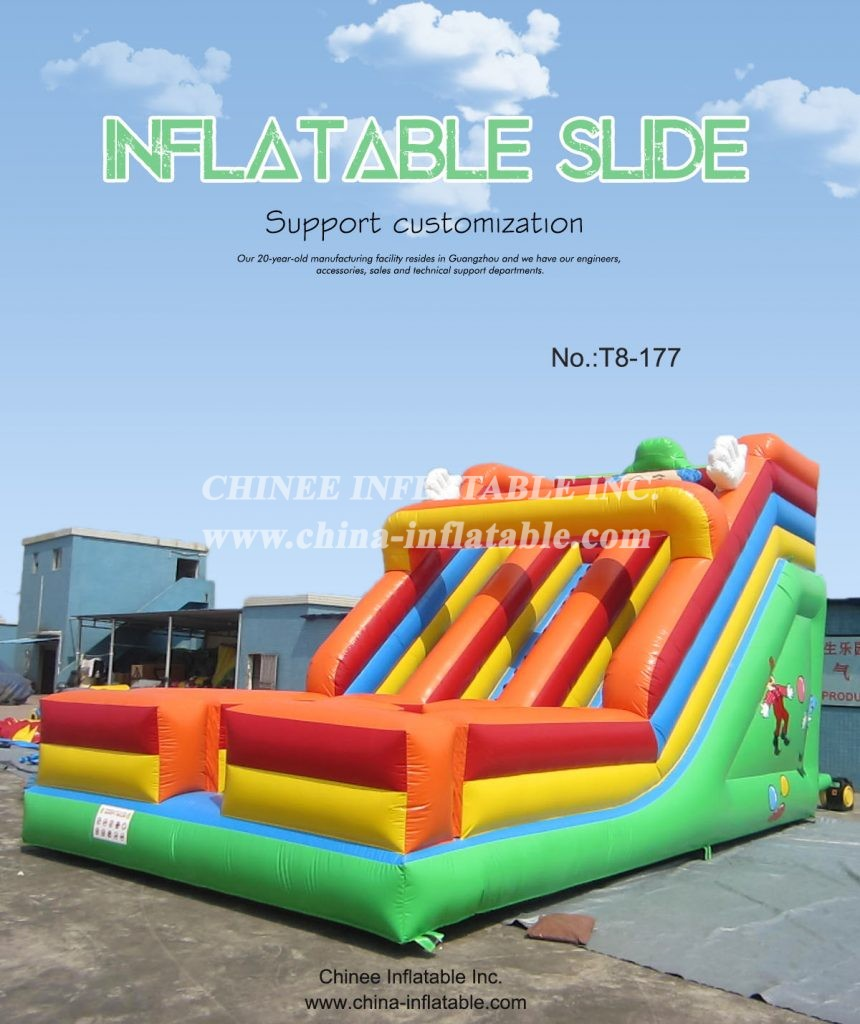 t8-177 - Chinee Inflatable Inc.