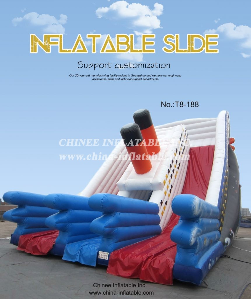 t8-188 - Chinee Inflatable Inc.