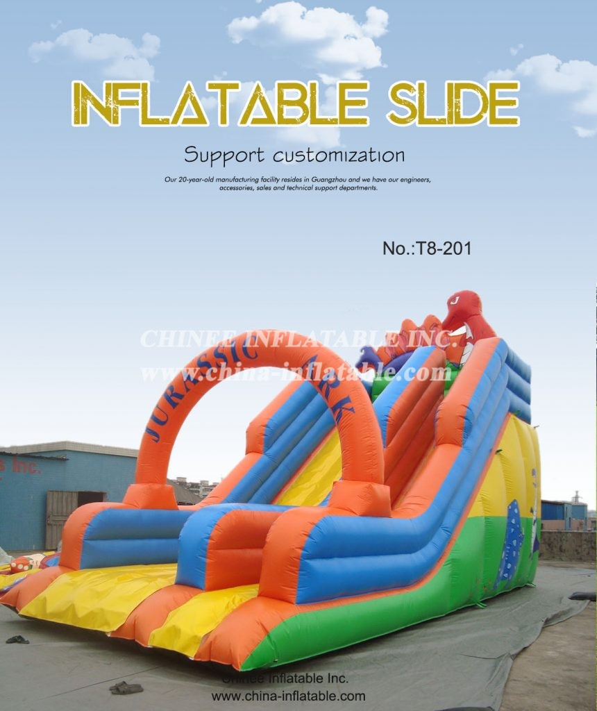 t8-201 - Chinee Inflatable Inc.
