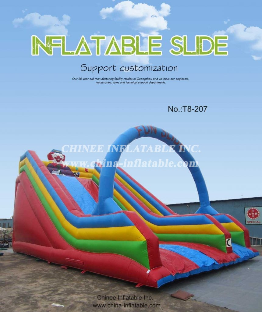 t8-207 - Chinee Inflatable Inc.