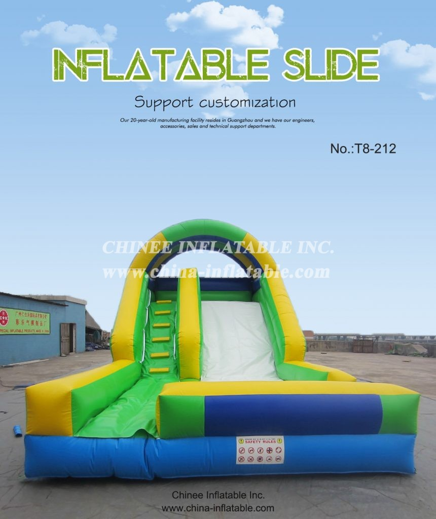 t8- 212 - Chinee Inflatable Inc.