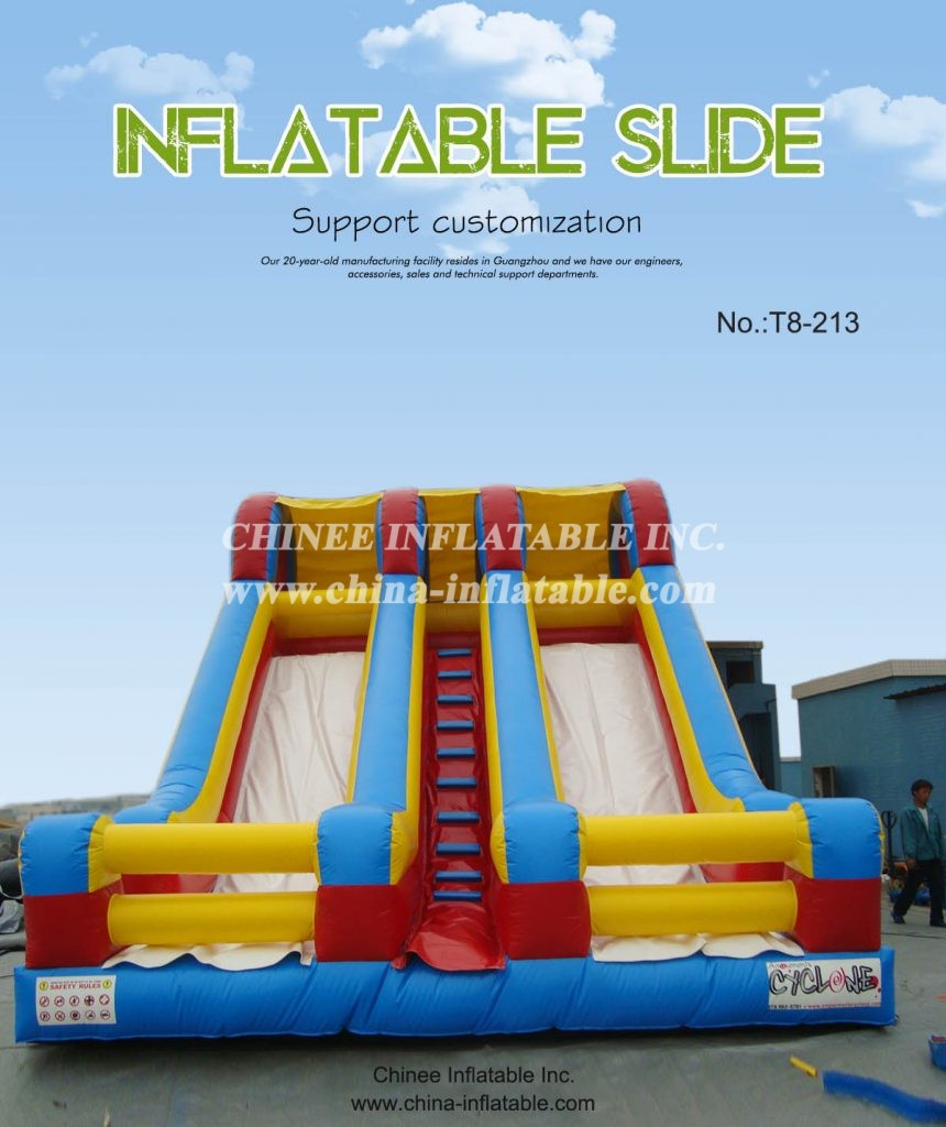 t8-213 - Chinee Inflatable Inc.