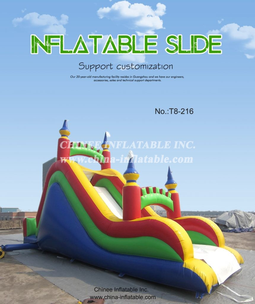 t8-216 - Chinee Inflatable Inc.