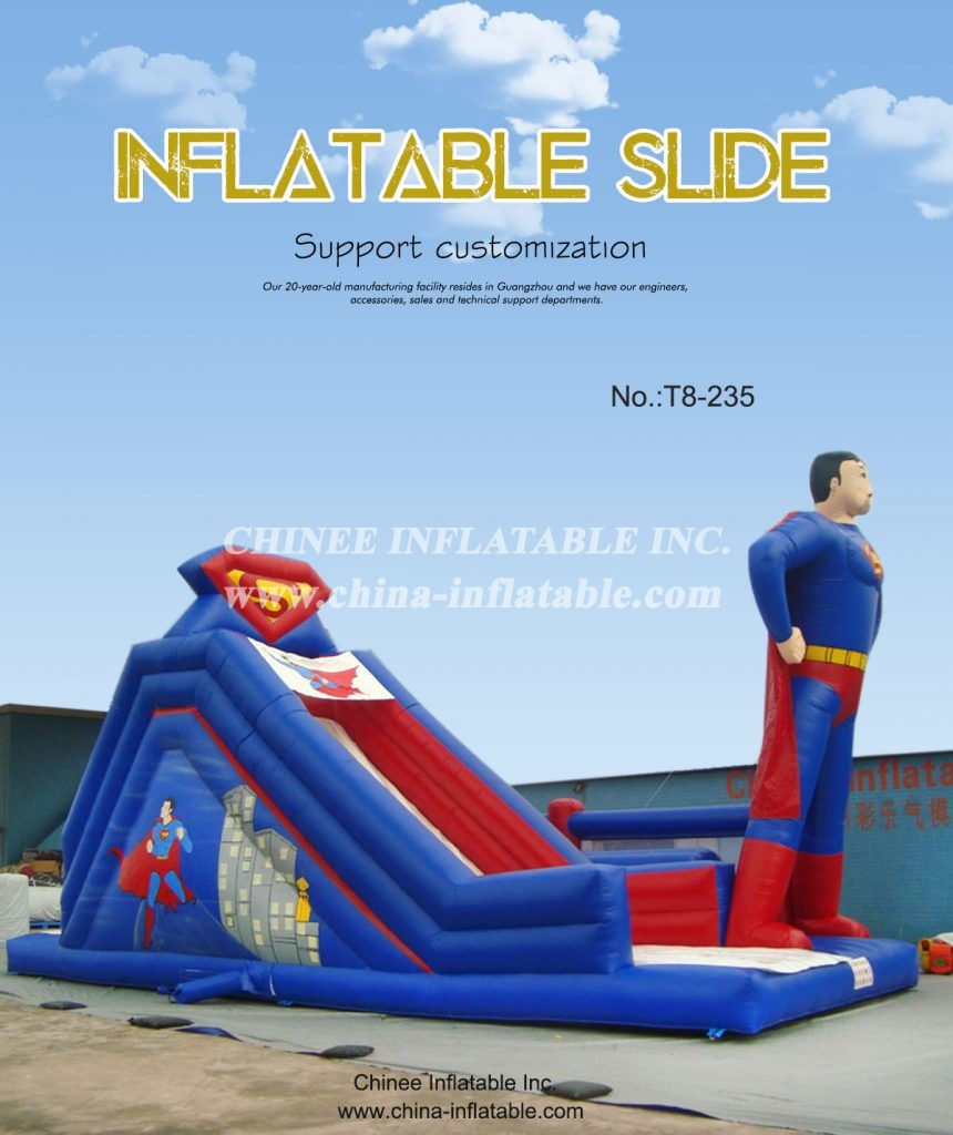 t8-235 - Chinee Inflatable Inc.
