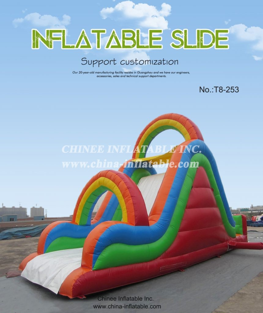 t8-253 - Chinee Inflatable Inc.