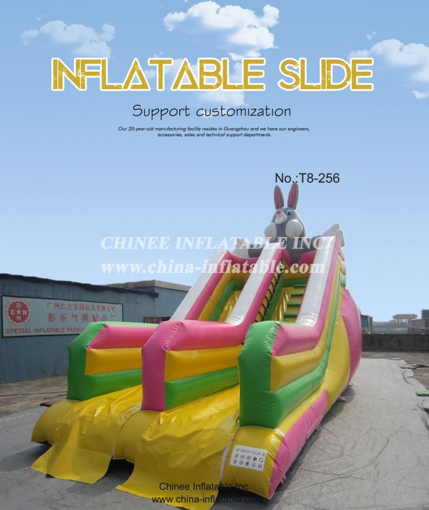 t8-256 - Chinee Inflatable Inc.