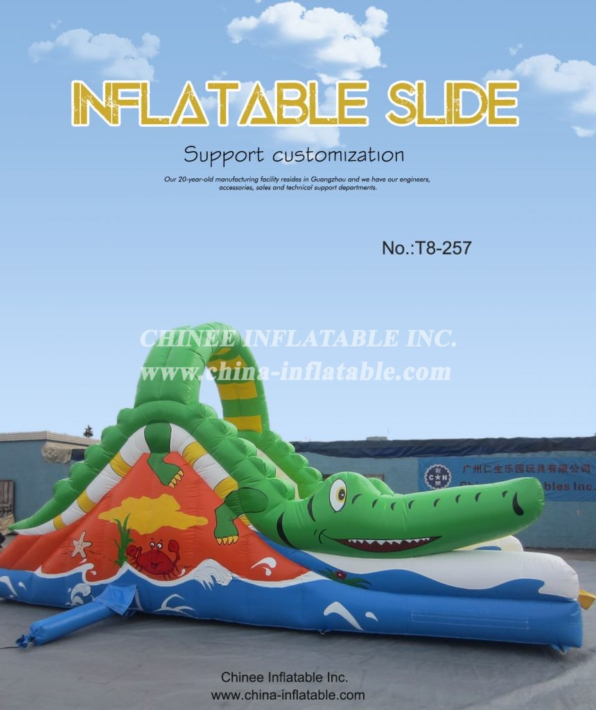 t8-257 - Chinee Inflatable Inc.