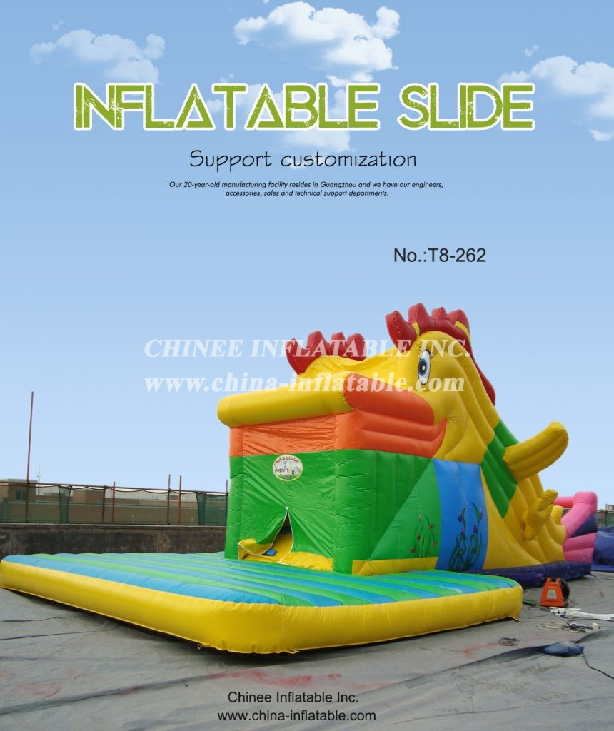 t8- 262 - Chinee Inflatable Inc.