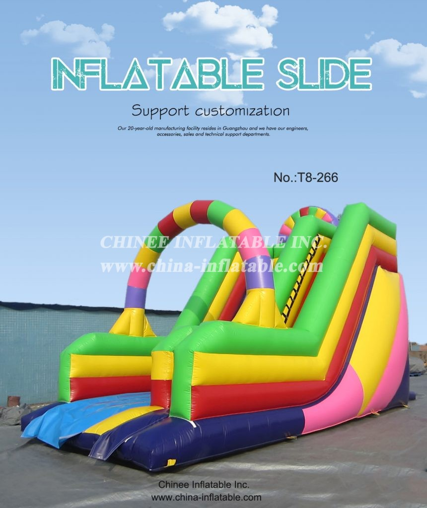 t8-266 - Chinee Inflatable Inc.