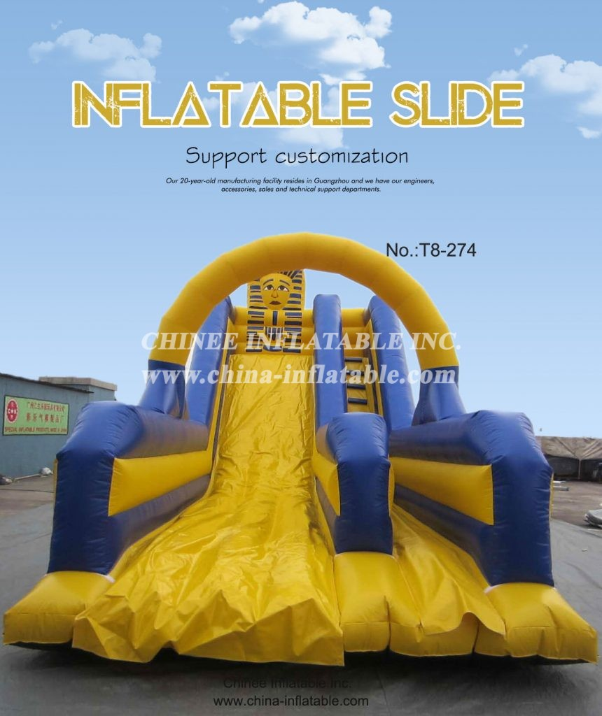 t8- 274 - Chinee Inflatable Inc.
