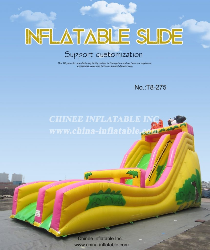 t8-275 - Chinee Inflatable Inc.