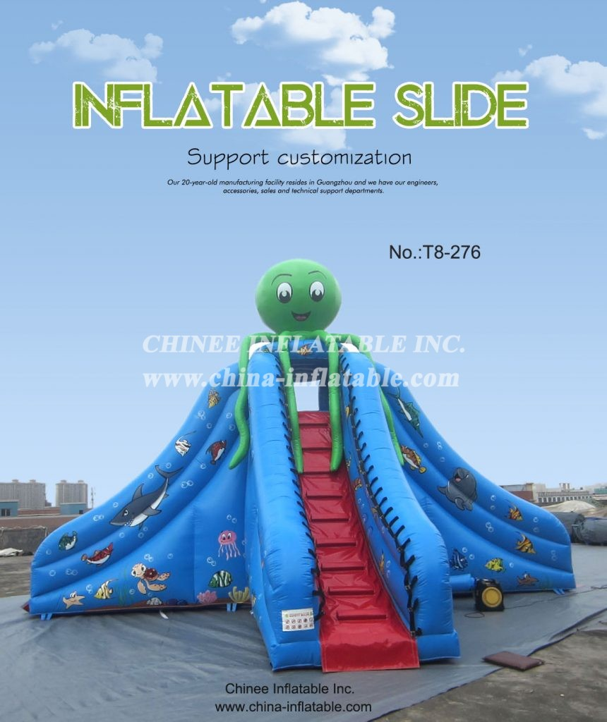 t8-276 - Chinee Inflatable Inc.