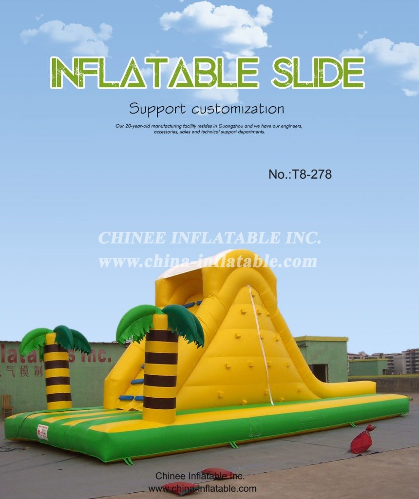 t8- 278 - Chinee Inflatable Inc.