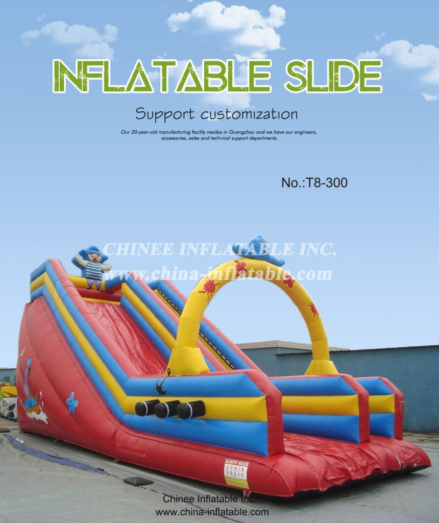 t8-300 - Chinee Inflatable Inc.