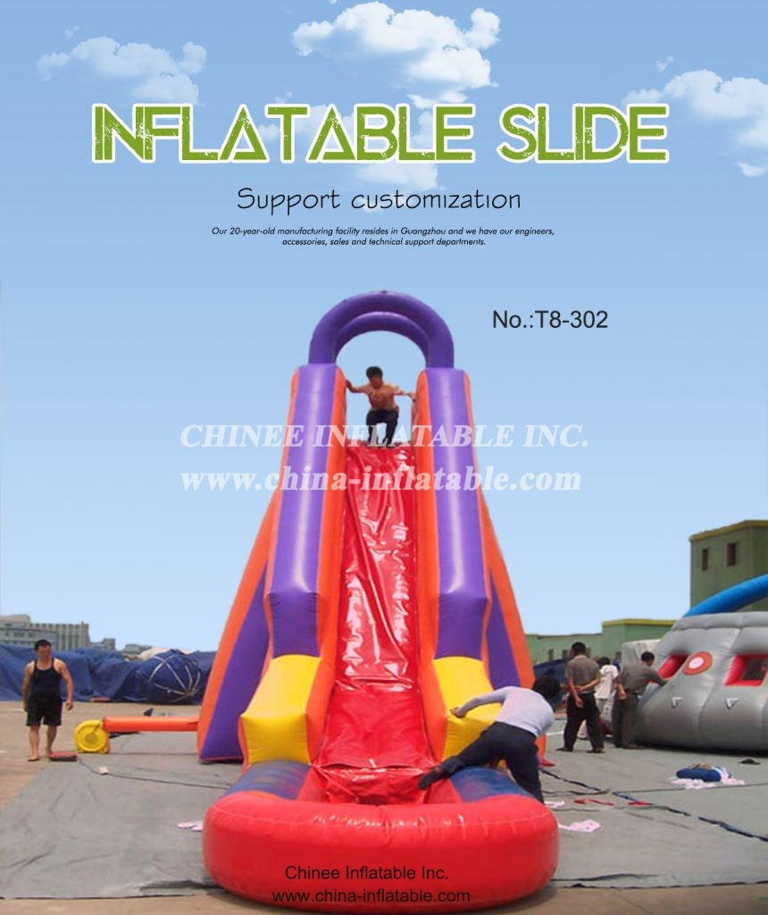 t8-302 - Chinee Inflatable Inc.