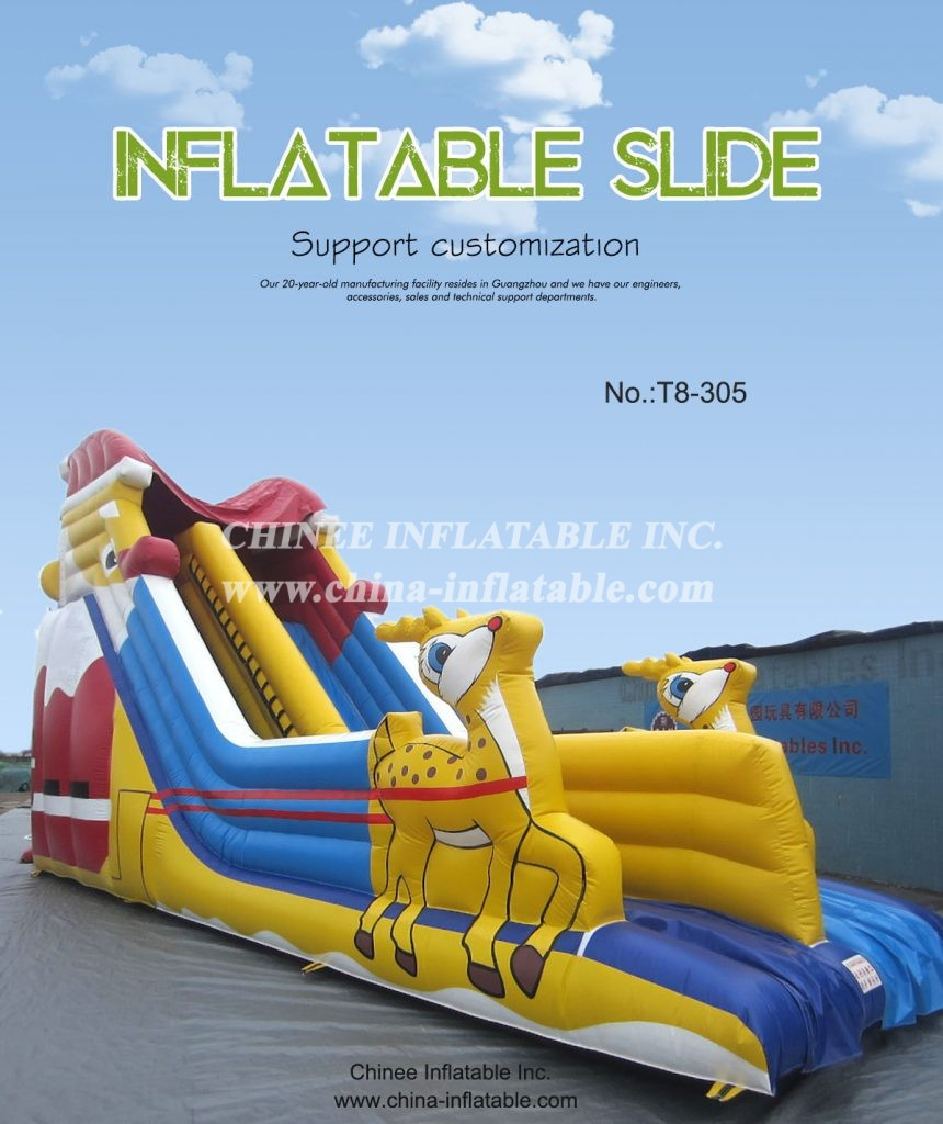 t8-305 - Chinee Inflatable Inc.