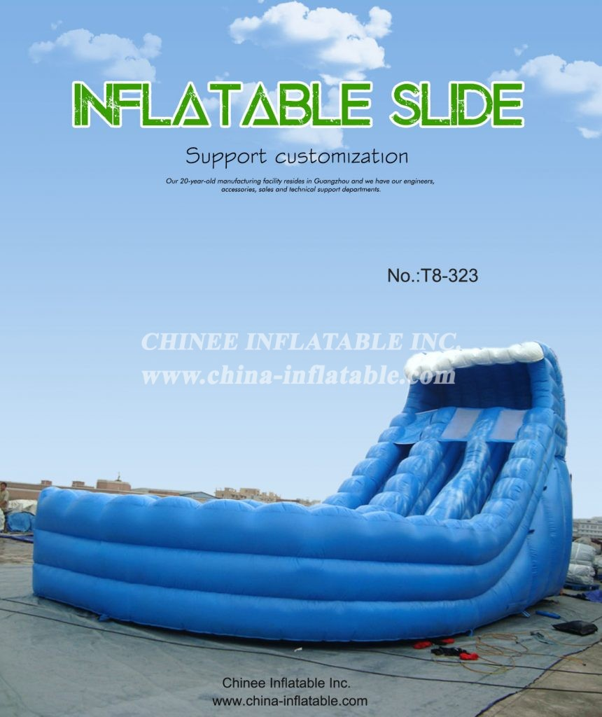 t8-323 - Chinee Inflatable Inc.