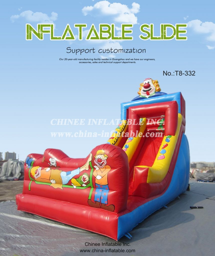 t8 -332 - Chinee Inflatable Inc.